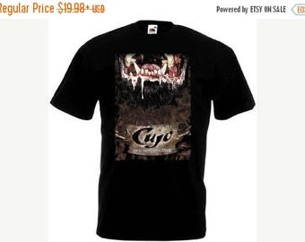 Summer Sale CUJO Stephen King Horror 1981 SHIRT