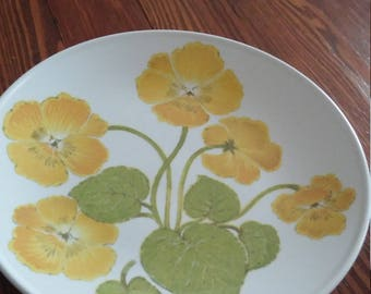 Noritake Progression China Flower Time Pattern Dinner Plate