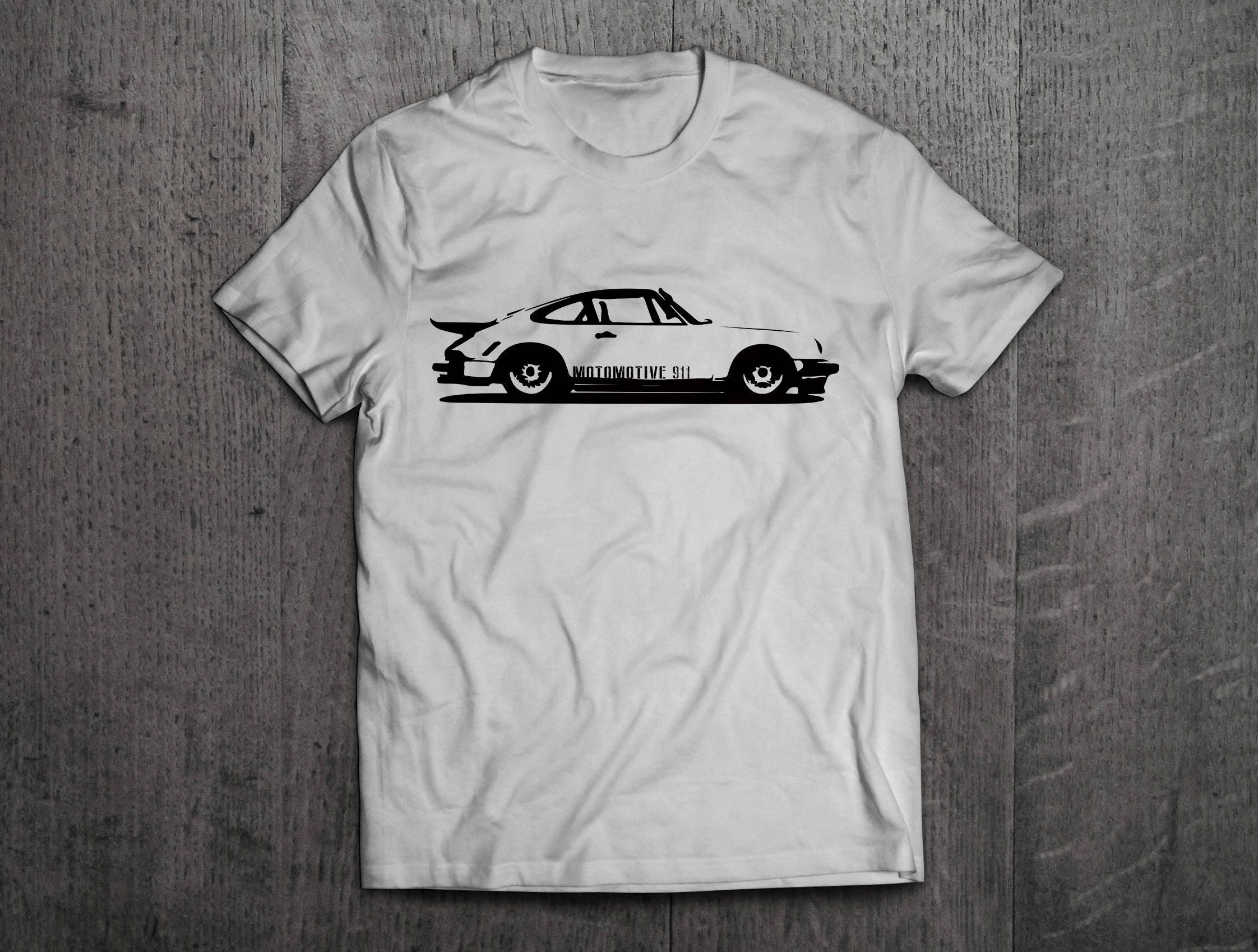 Porsche Shirts Porsche 911 T Shirts German Racing Shirts Car