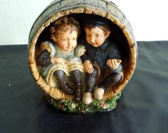 Special Collectors item, Ot en Sien in the tub, Wolters Noordhoff 2001