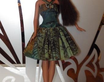 Dress of Barbie