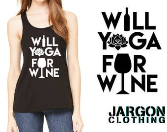Will Yoga For Wine