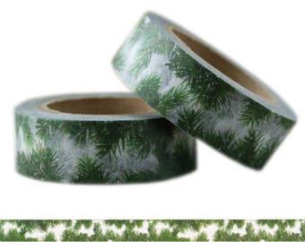 Washi Tape CHRISTMAS TREE green