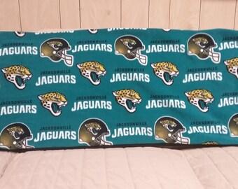 Jacksonville Jaguars Body Pillow Cover