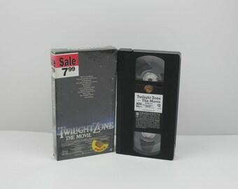 Twilight Zone [VHS] (1983)