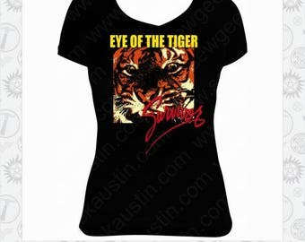 Dean Winchester Eye of Tiger T-Shirt