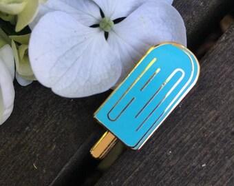Sea Salt Ice Cream Hard Enamel Pin - Kingdom Hearts Lapel Pin