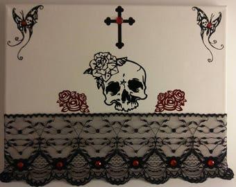 Gothic Wall Decor - Gothic Decor - Wall Art