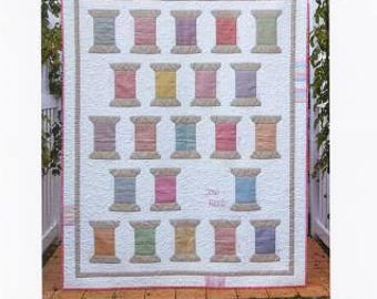 Tied With A Ribbon - SEW REEL - Quilt Pattern - by Australian Designer Jemima Flendt
