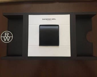Collectible Authentic Box Case for Raymond Weil Wacth Geneve Empty