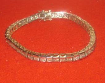 P-18  Vintage sterling   925 silver Bracelets