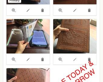 iPad (Standard size/Samsung 10.1) preaching Organizer