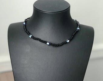 Beaded Evil Eye Necklace | Choker | Handmade | Gift Choice | Delicate | Authentic