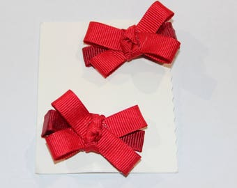 Childern Hair Bows, can also be used on pets