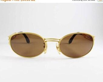 ON SALE Vintage Sunglasses for Women, Gold Sunglasses, Swing by Lastes, 90s, Retro Sunglasses, True Vintage Sunglasses, Bride Sunglasses, Mo