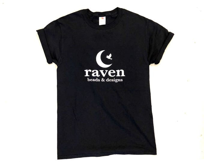 Raven Beads and Designs Tee Shirt
