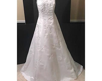 SALE - Alfred Angelo Wedding Dress