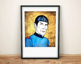 Spock - Star Trek PINT