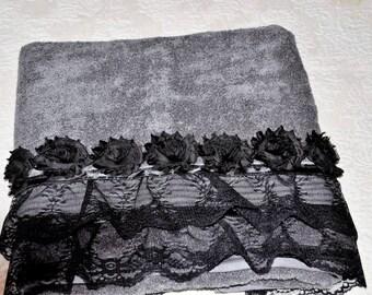 Decorative Bath Towel