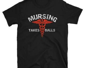 Nursing Shirt, Male Nursing Gift, Nursing Gift, Male Nurse Gift, Male Nurse, RN Shirt