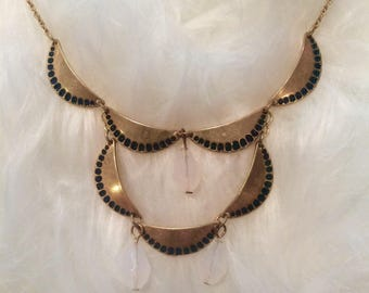 Two-Tier Necklace