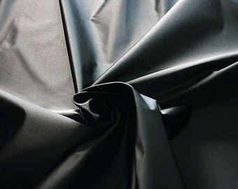276201-Satin Natural silk 100%, width 135/140 cm, made in Italy, dry cleaning, weight 180 gr