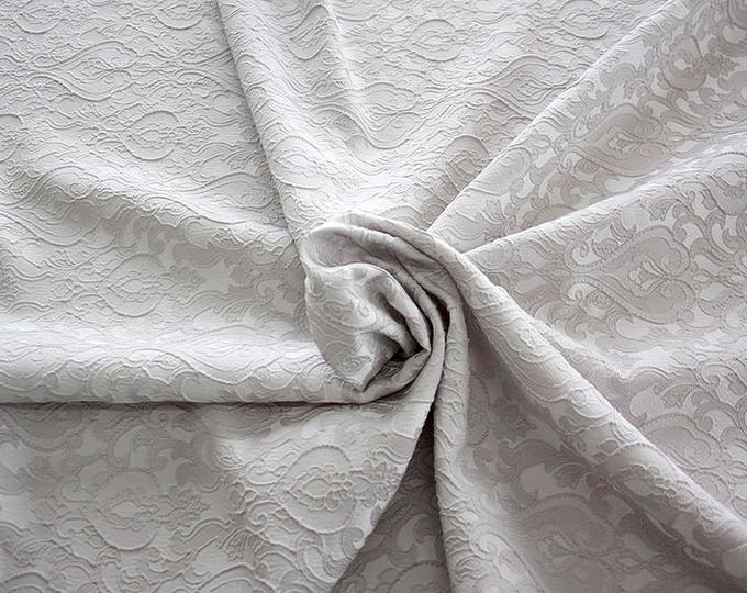 990071-181 Brocade-95% PL, 5% PA, width 130 cm, made in Italy, dry cleaning, weight 205 gr