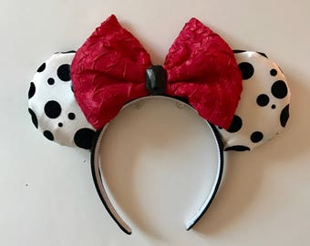 READY TO SHIP: Spotted Mouse Ears