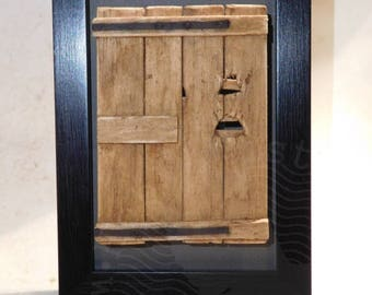 DOORS & WINDOWS # 5 14th Century Prison
