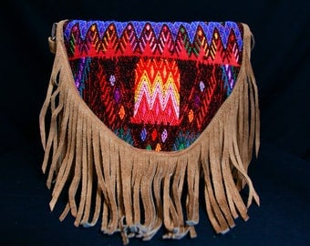 Mexican Fringe Purse