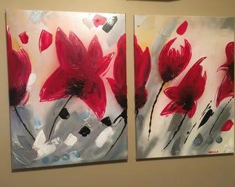 Canvas by Flavio Souzza New York