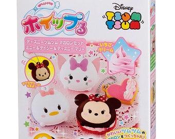 Whipple Fake Sweet Kit - Disney Tsum Tsum Macaroons - Fake Desserts By Epoch