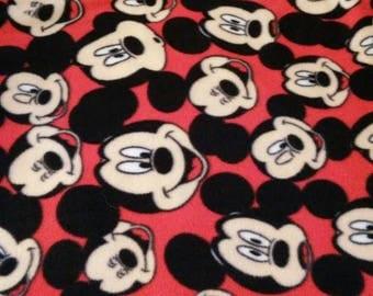 SALE**Mickey Mouse Fleece Blanket