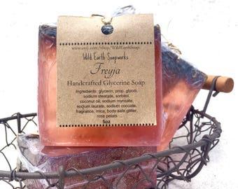 Freyja Handcrafted Glycerine Soap
