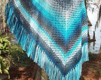 Mermaid Soul Shawl collection