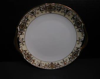 Noritake 175 Christmas Ball Cake Plate