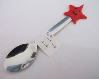 Spoon Red Star