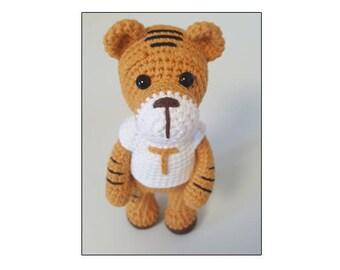 amigurumi Baby Tiger