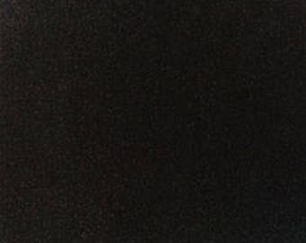 "128 Black 12""x 12""  StyleTech 2000 Ultra Metallic Glitter Adhesive Indoor / Outdoor Vinyl - Similar to Oracal 651"