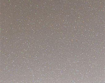 "167 Champagne 12""x 12""  StyleTech 2000 Ultra Metallic Glitter Adhesive Indoor / Outdoor Vinyl - Similar to Oracal 651"