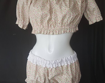 Bloomer style Pyjamas