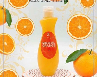 Skin Magical Orange Peel Lotion