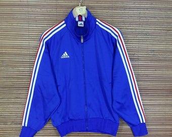 0aea88d4db veste adidas france 1982,adidas Adidas France TT veste altitude dark indigo