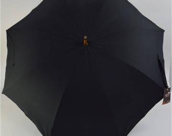 Parapluie traditionnel l'Aurillac noir