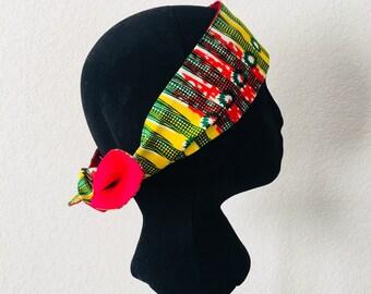 Head Band - African - Band - Tropiese (Tropic)