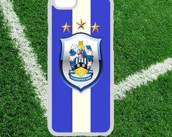 New 2017 Huddersfield Town Football case fits Iphone 6 & 6s cover hard mobile phone apple.