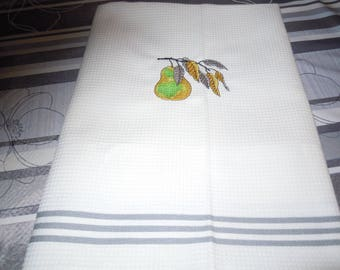 nest d bee cotton Tea towel