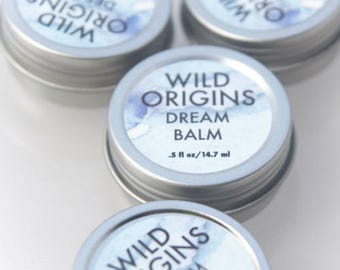 dream balm - relaxing and soothing