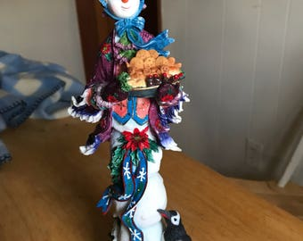 Winters's Lady Lenox vintage figure