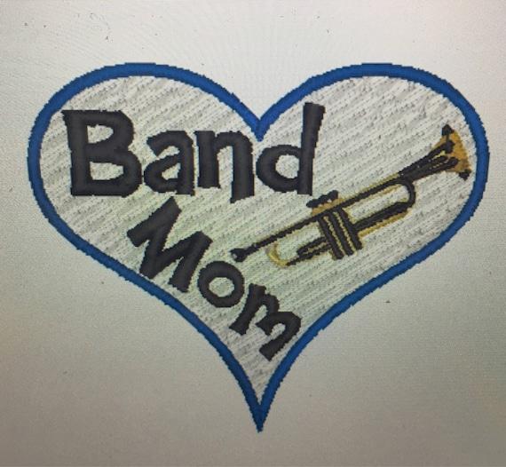 Band Mom Baseball Hat